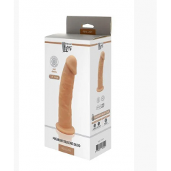 REAL LOVE DILDO 7.5INCH FLESH