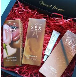 Подарок на новый год - Секс Бокс Прелюдия
