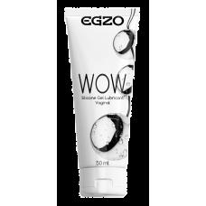 """Универсальный силиконовый лубрикант EGZO Silicone """"WOW"""" 50 ml"""