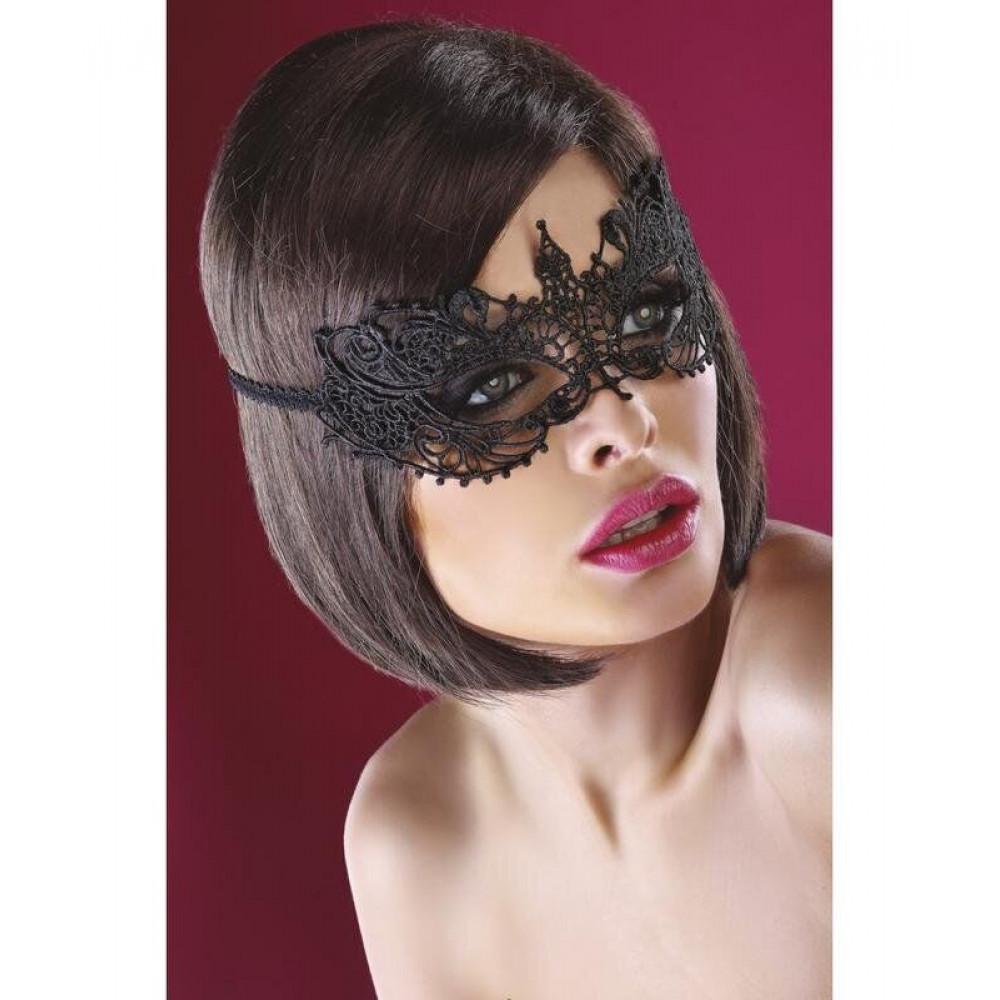 Маска для БДСМ - Ажурная венецианская маска, SKN-C008