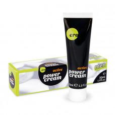 """Возбуждающий крем для мужчин """"Power cream active"""" ( 30 ml )"""