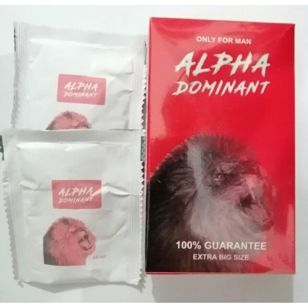 """Мужские возбудители - Крем для увеличения пениса """" Alpha dominant """" 2"""