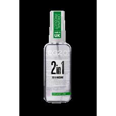 """Вагинальный силиконовый органический лубрикант EGZO """"WOW 2in1"""", 50 m"""