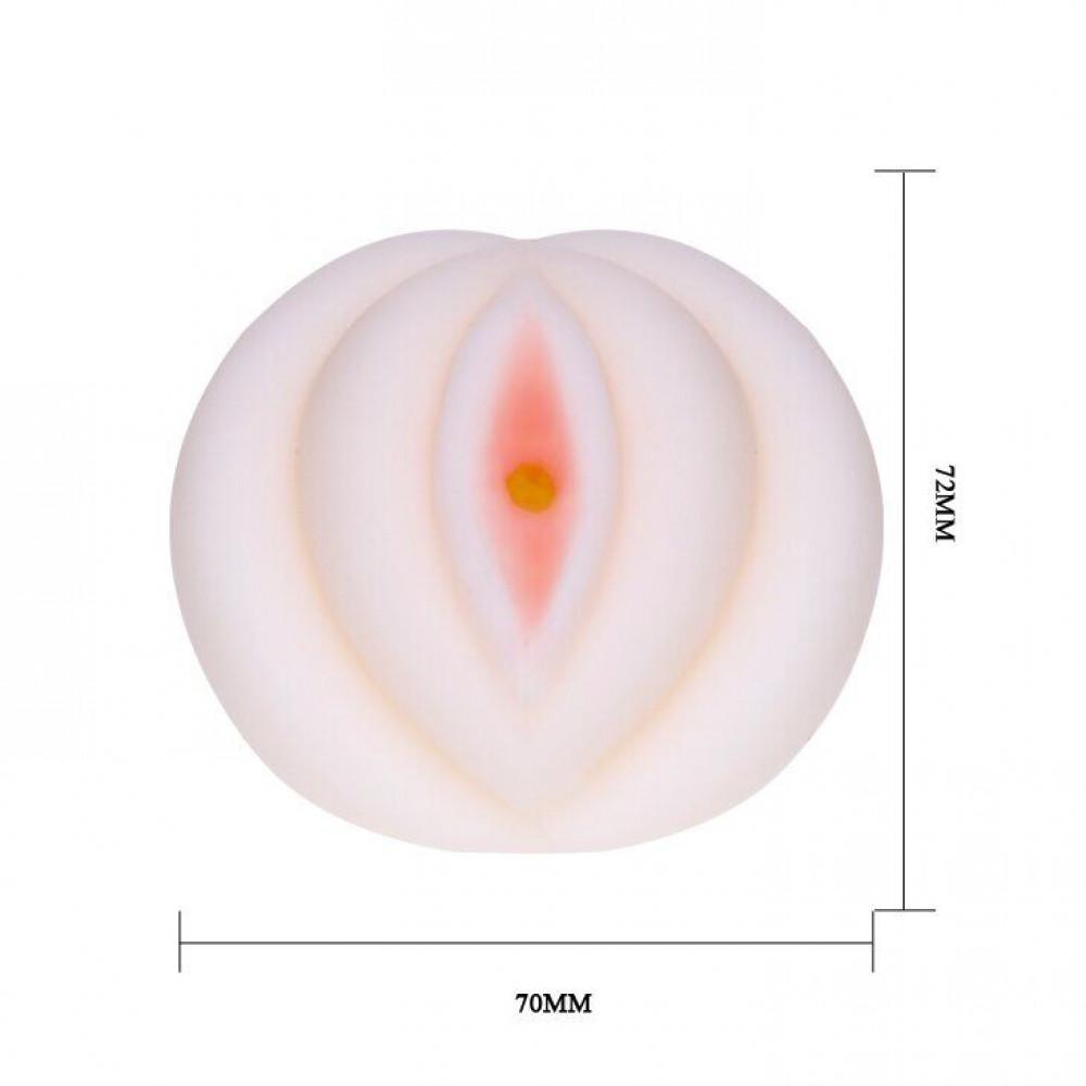 Мастурбаторы вагины - Мастурбатор-вагина с вибрацией BM-009152 7
