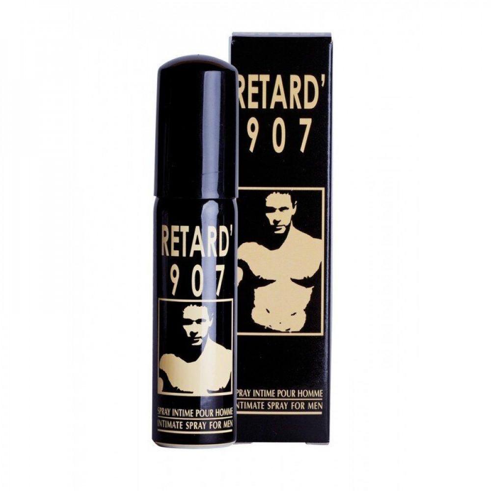 Стимулирующие средства и пролонгаторы - Спрей - пролонгатор Retard 907, 25 ml