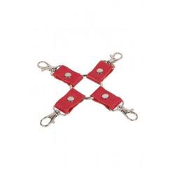 Фиксатор Leather Fixer, red