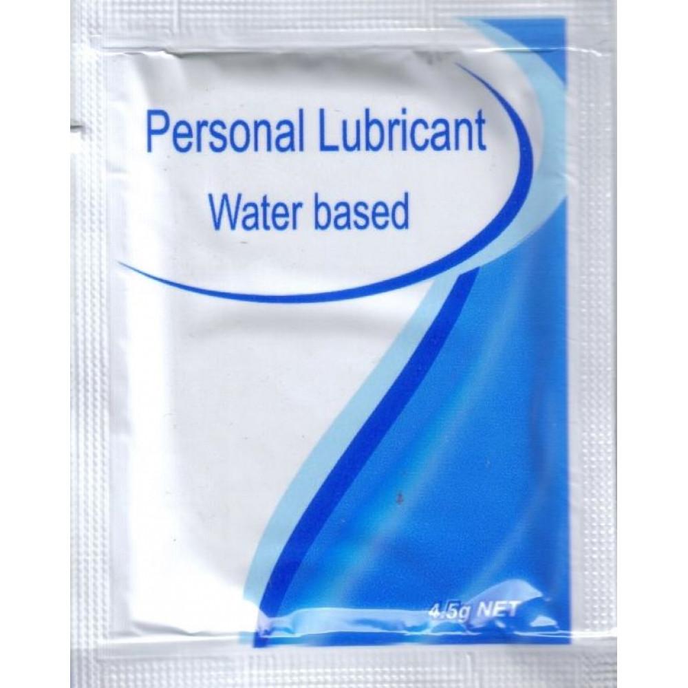"Пробники - Лубрикант ""Personal Lubricant"" 4,5 мл 2"