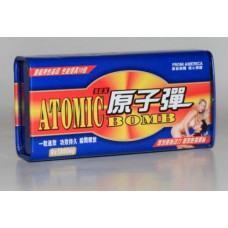 Возбуждающие таблетки ATOMIC BOMB ( Атомная бомба )