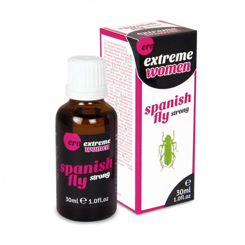 """Возбуждающие капли - Возбуждающие капли для женщин """"Spanish Fly Strong extreme"""" ( 30 ml )"""