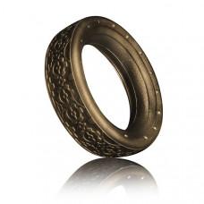 Эрекционное кольцо с налетом стимпанк-шика