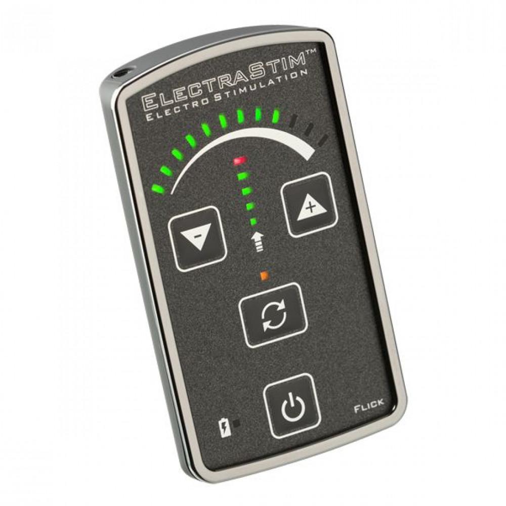 БДСМ электростимуляторы - Электростимулятор ElectraStim Flick EM60-M Multi-Pack 3