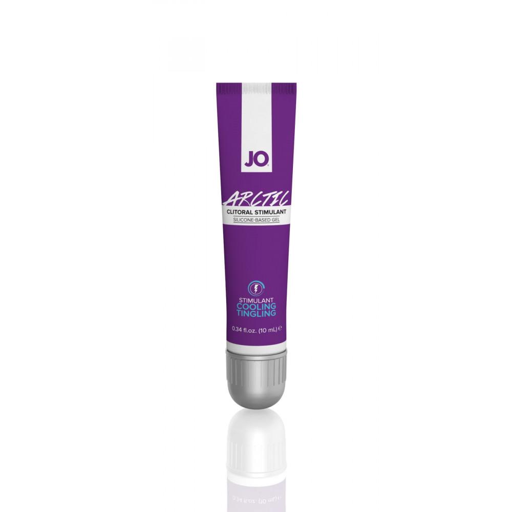Жидкий вибратор - Стимулирующий гель для клитора System JO ARCTIC COOLING (10 мл)