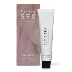 Гель для анальной стимуляции  ANAL PLAY  Slow Sex by Bijoux Indiscrets (Испания)