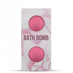 Бомбочка для ванны Dona Bath Bomb - Flirty - Blushing Berry (140 гр)