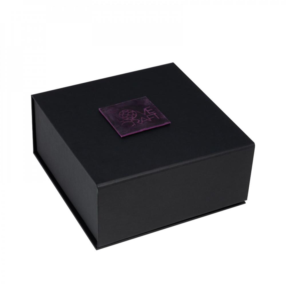 БДСМ ошейники - Ошейник LOVECRAFT размер S фиолетовый 3