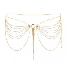 Украшение Bijoux Indiscrets MAGNIFIQUE Waist Chain - Gold