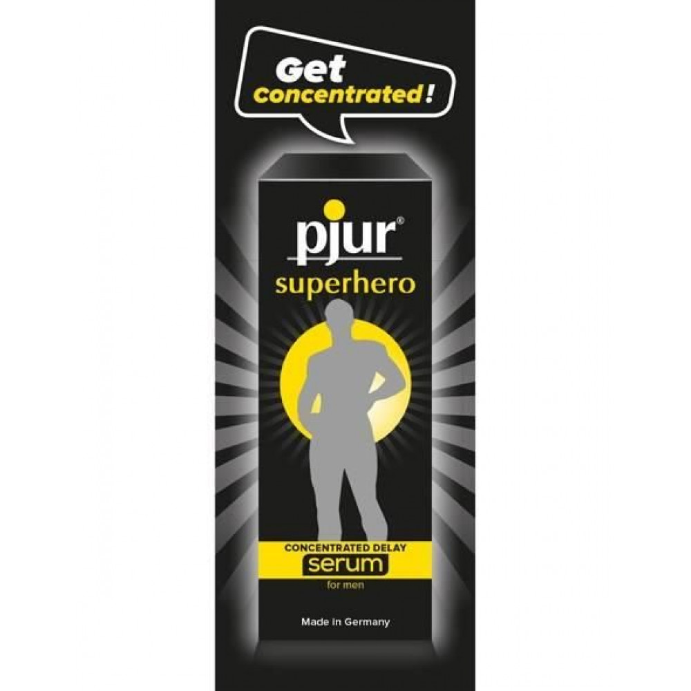 Пробники - Пробник pjur Superhero Serum 1,5 ml