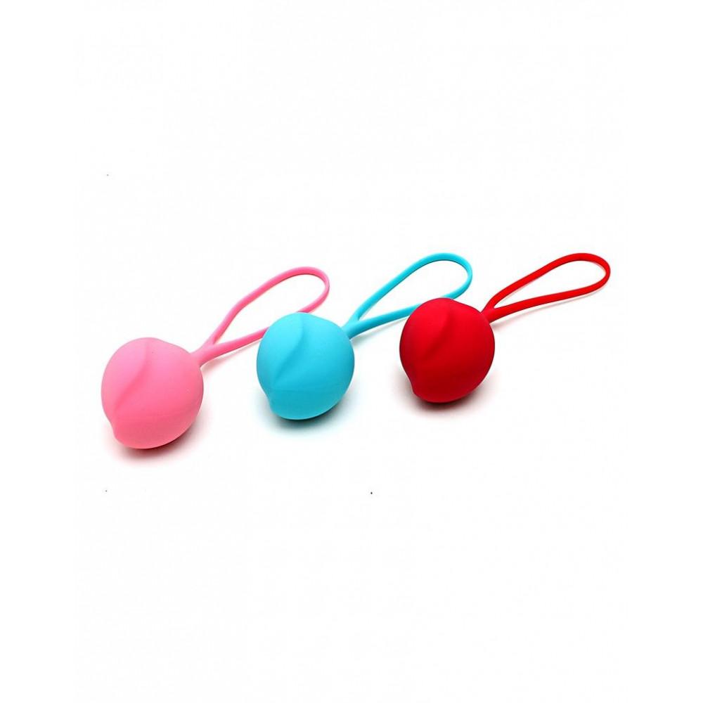 Вагинальные шарики - Вагинальные шарики Satisfyer balls C03 single (set of 3) 2