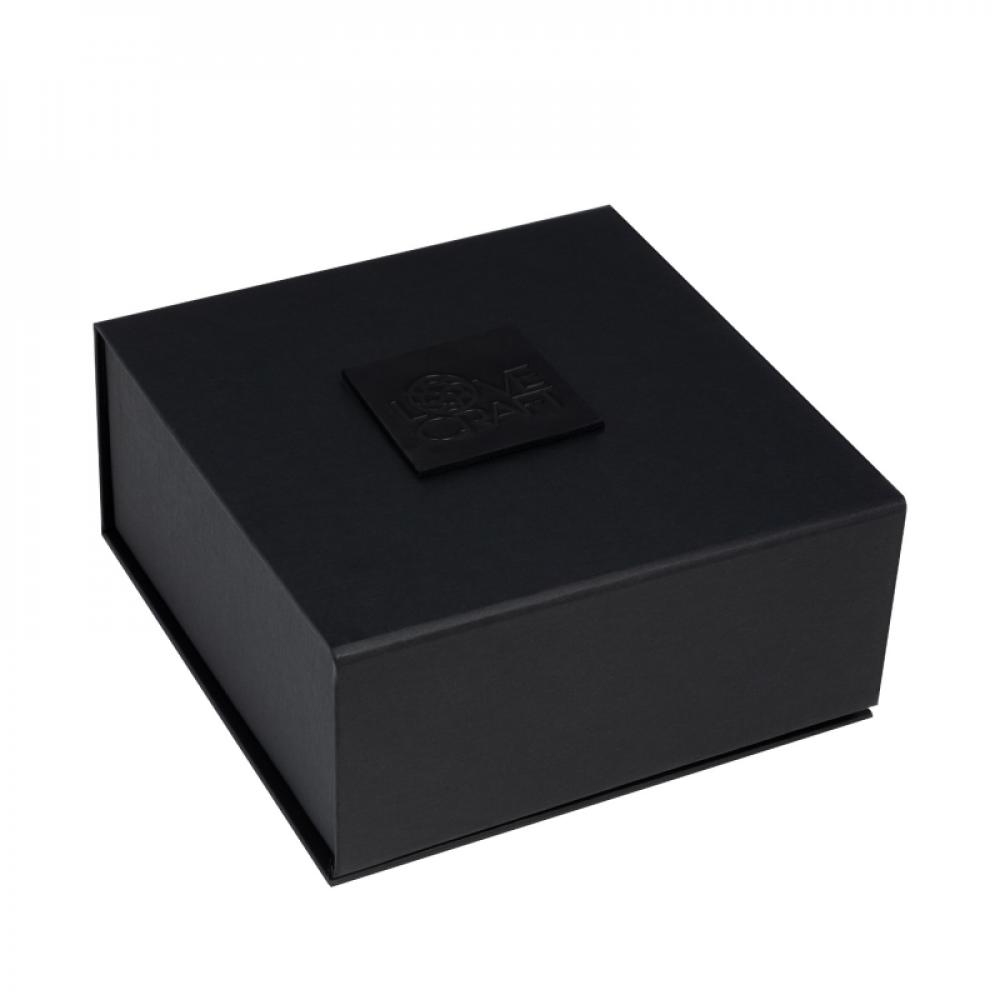 БДСМ ошейники - Ошейник LOVECRAFT размер M черный 3