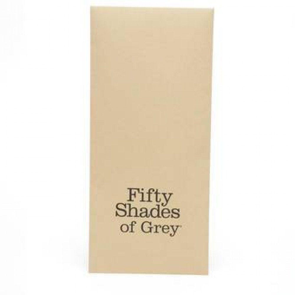 БДСМ плети, шлепалки, метелочки - Флоггер мини из эко-кожи Коллекция: Bound to You Fifty Shades of Grey (Великобритания)  2