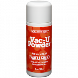 Присыпка для системы Vac-U-Lock Doc Johnson Vac-U Powder