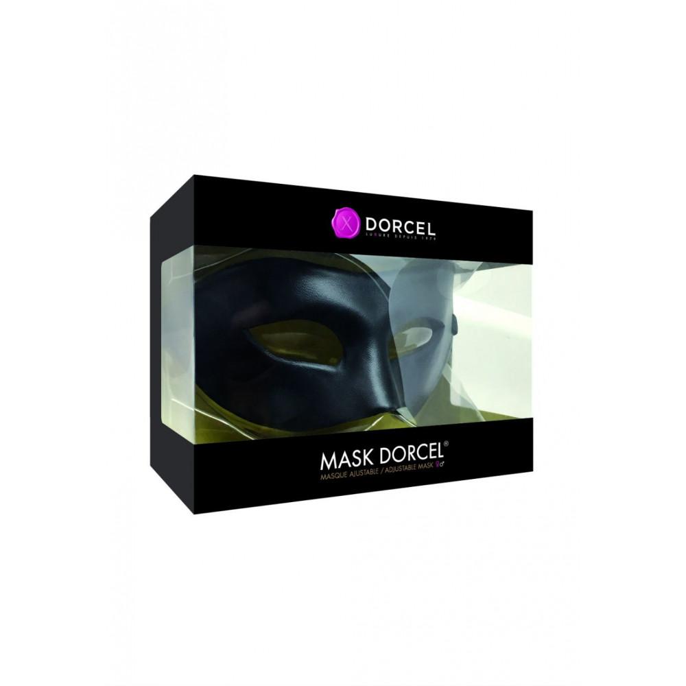 Маска для БДСМ - Маска Dorcel - MASK DORCEL 2