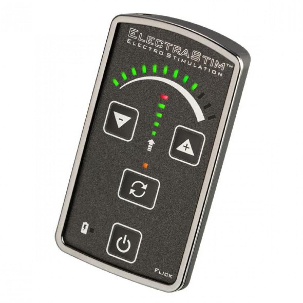БДСМ электростимуляторы - Электростимулятор ElectraStim Flick EM60-E 2