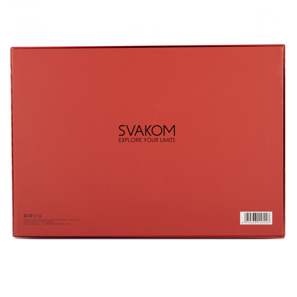 Наборы для БДСМ - Набор Svakom BDSM GIFT BOX Limited Edition Unlimited Pleasure 2
