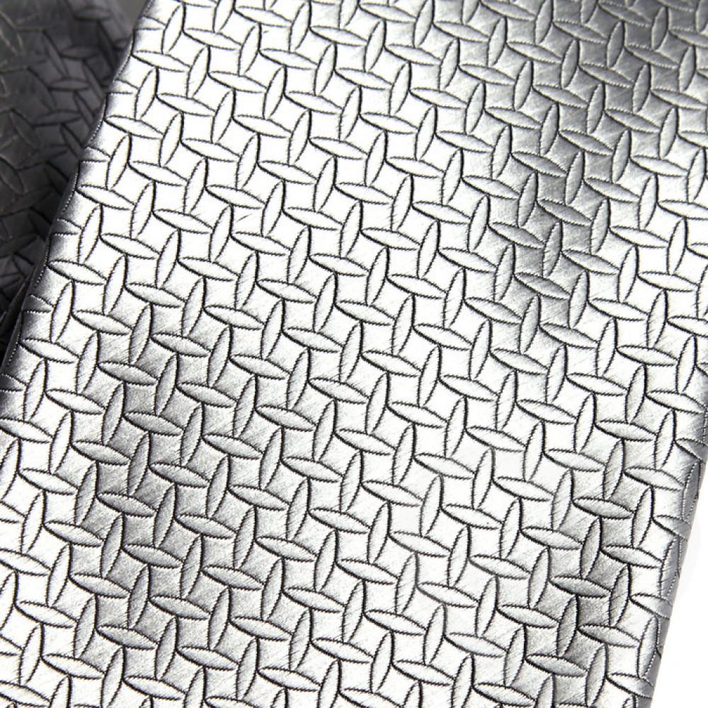 БДСМ наручники - Серебристый галстук ГАЛСТУК КРИСТИАНА ГРЕЯ, Fifty Shades of Grey 1
