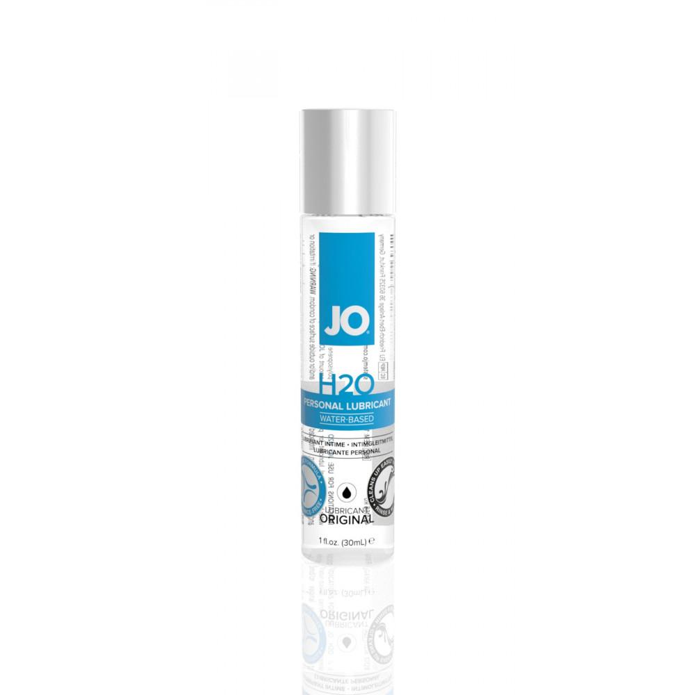 Смазка на водной основе - Лубрикант на водной основе System JO H2O - ORIGINAL (30 мл)