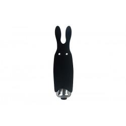 Минивибратор Adrien Lastic Pocket Vibe Rabbit Black