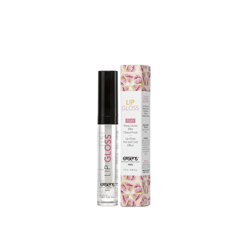 Интимная косметика - Блеск для губ EXSENS Lip Gloss 7.4мл