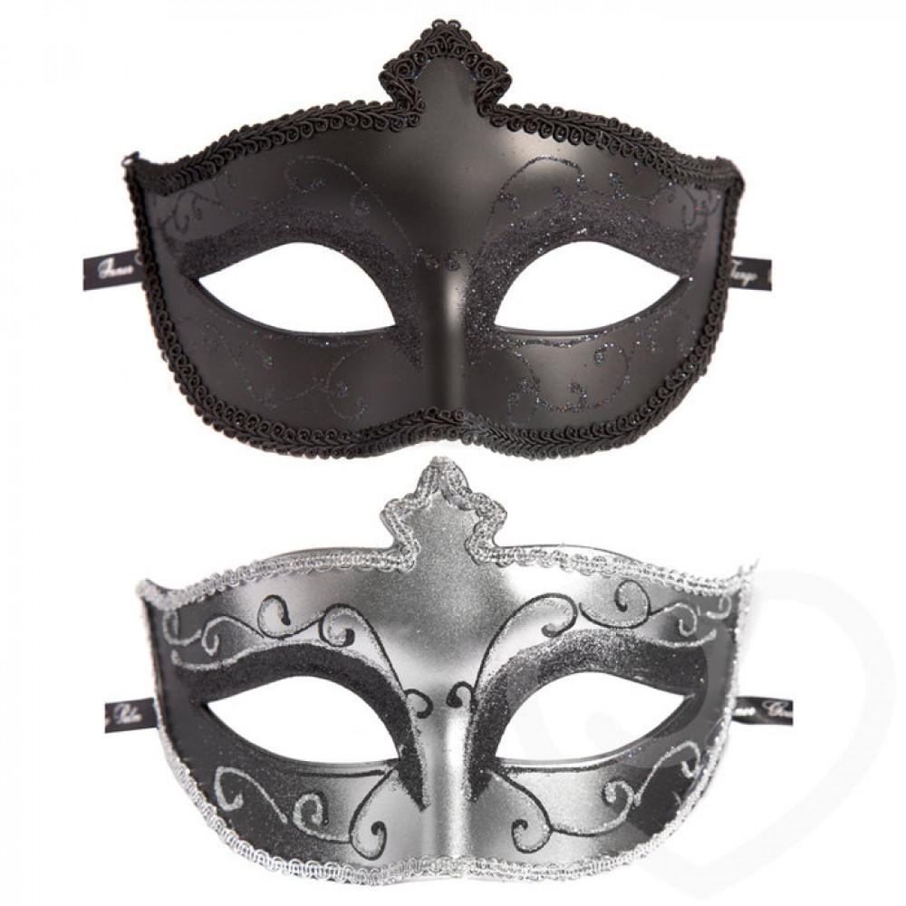 Маска для БДСМ - Карнавальные маски, набор ТАЙНЫ МАСКИ, Fifty Shades of Grey