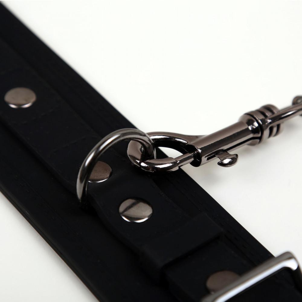 БДСМ наручники - Наручники из силикона Pornhub Silicone Wrist Buckles 3