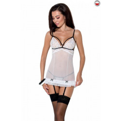 ORIHIME CHEMISE white S/M - Passion