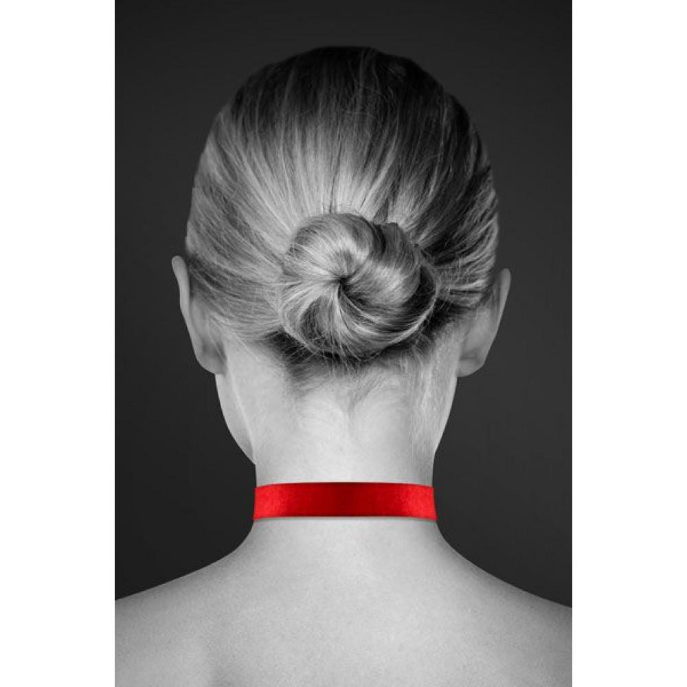 Чокер - Чокер Bijoux Pour Toi - HEART LOCK Red 1
