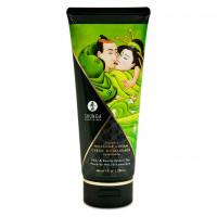Съедобный массажный крем KISSABLE MASSAGE CREAM - Pear & Exotic Green Tea (200 мл)