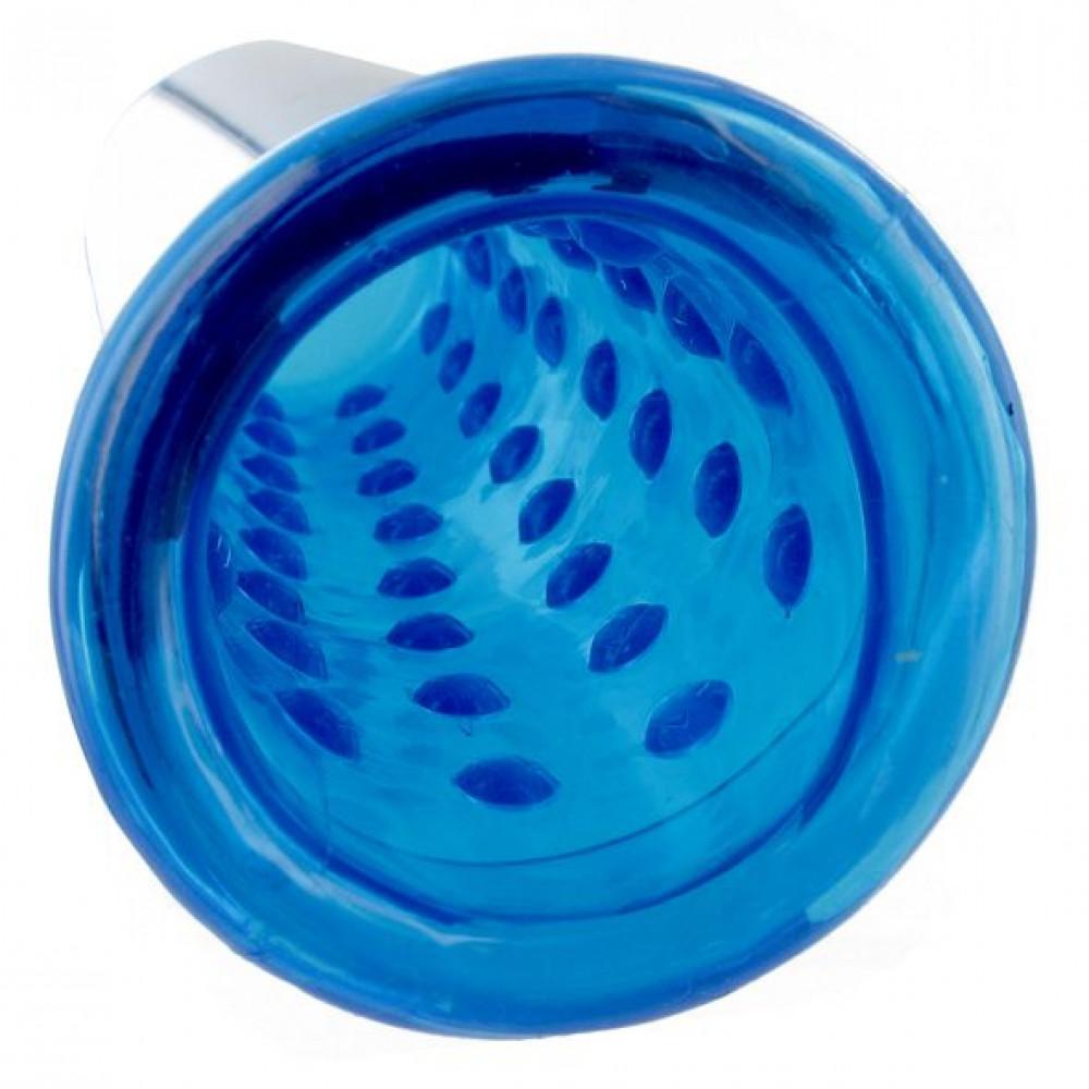 Вакуумная помпа на член - Вакуумная помпа XLsucker Penis Pump Blue 2