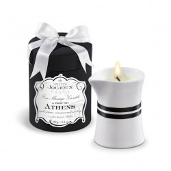 Массажная свечa Petits Joujoux - Athens - Musk and Patchouli (190 г)