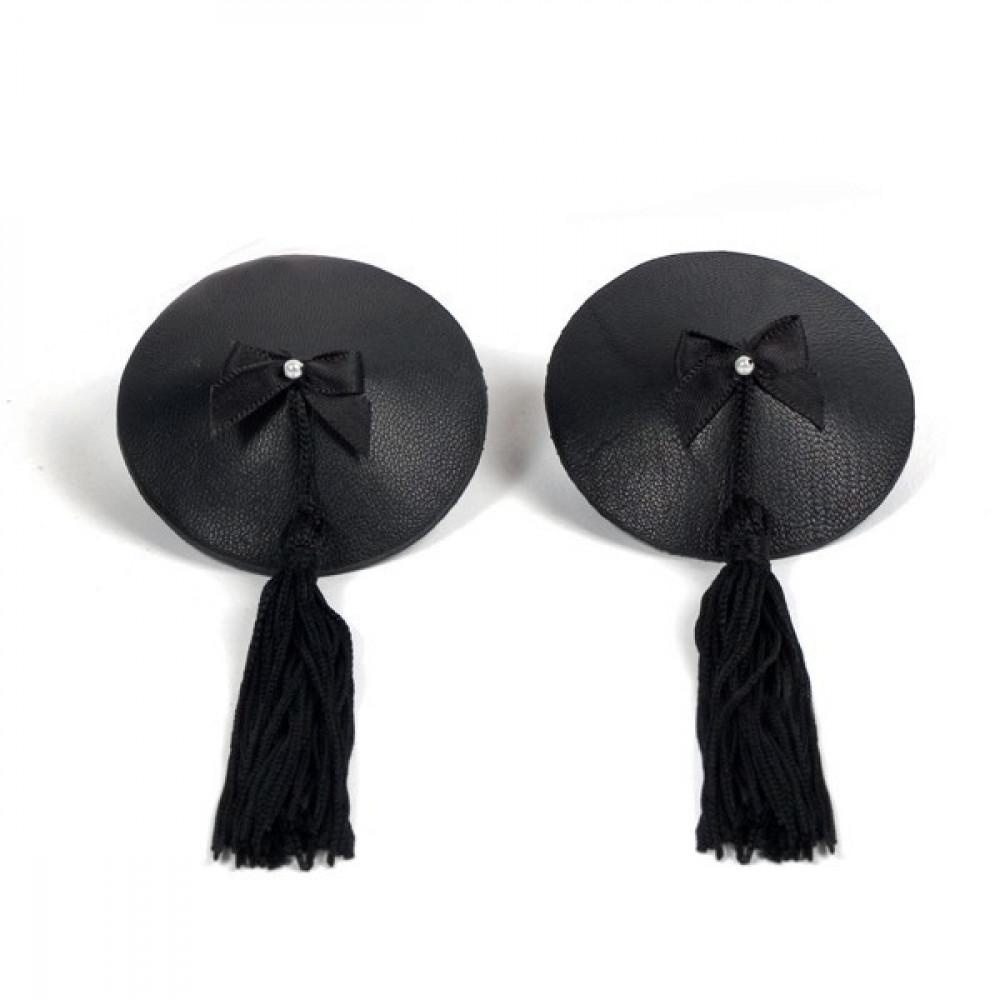 Одежда для БДСМ - Пэстисы с кисточками BURLESQUE Bijoux Indiscrets 2