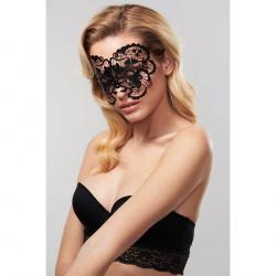 """Виниловая маска на стикерах """"АННА"""". Bijoux Indiscrets (Испания)."""