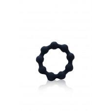 Шариковае эрекционное кольцо, черный