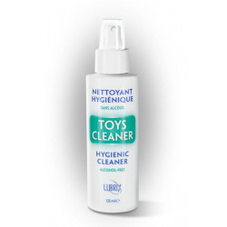 Антибактериальный спрей Lubrix TOYS CLEANER (125 мл)