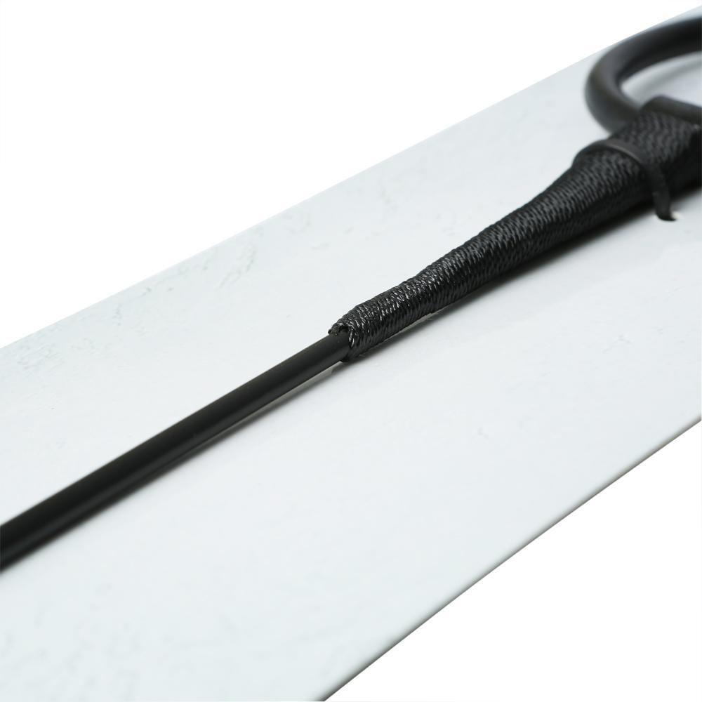 БДСМ плети, шлепалки, метелочки - Шлепалка Sportsheets Ring Slayer Crop 3