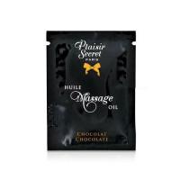 Пробник массажного масла Plaisirs Secrets Chocolate (3 мл)