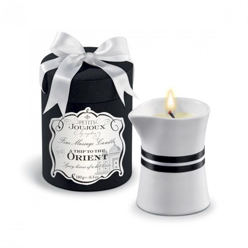 Массажные свечи - Массажная свечa Petits Joujoux - Orient - Pomegranate and White Pepper (190 г)