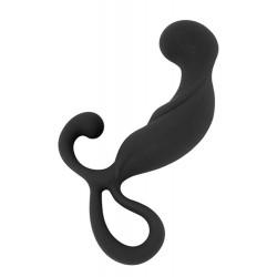 Массажер простаты MAI Attraction Toys №80 Black, длина 13.4см, диаметр 3.2см