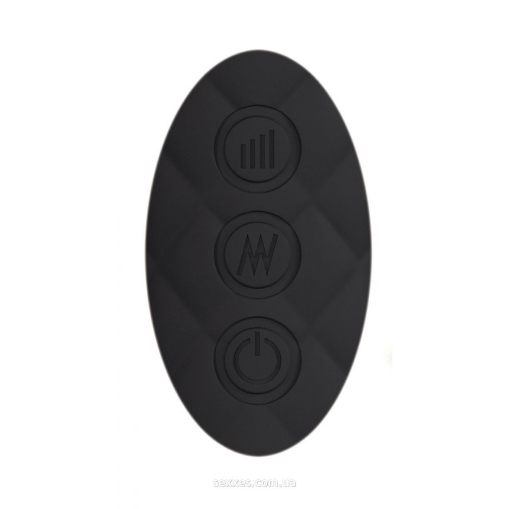 Вибромассажеры - Вибромассажер Dorcel Wand Wanderful Black 1