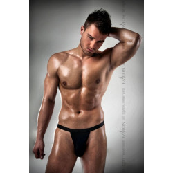 005 THONG black S/M - Passion