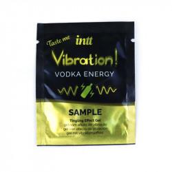 Пробник жидкого вибратора Intt Vibration Vodka (2 мл)